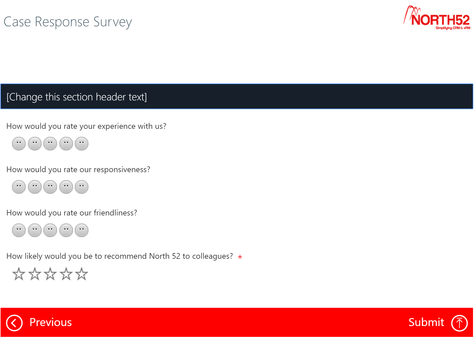 voice of the customer surveys xrm formula 087 voice of the customer case resolution 7739