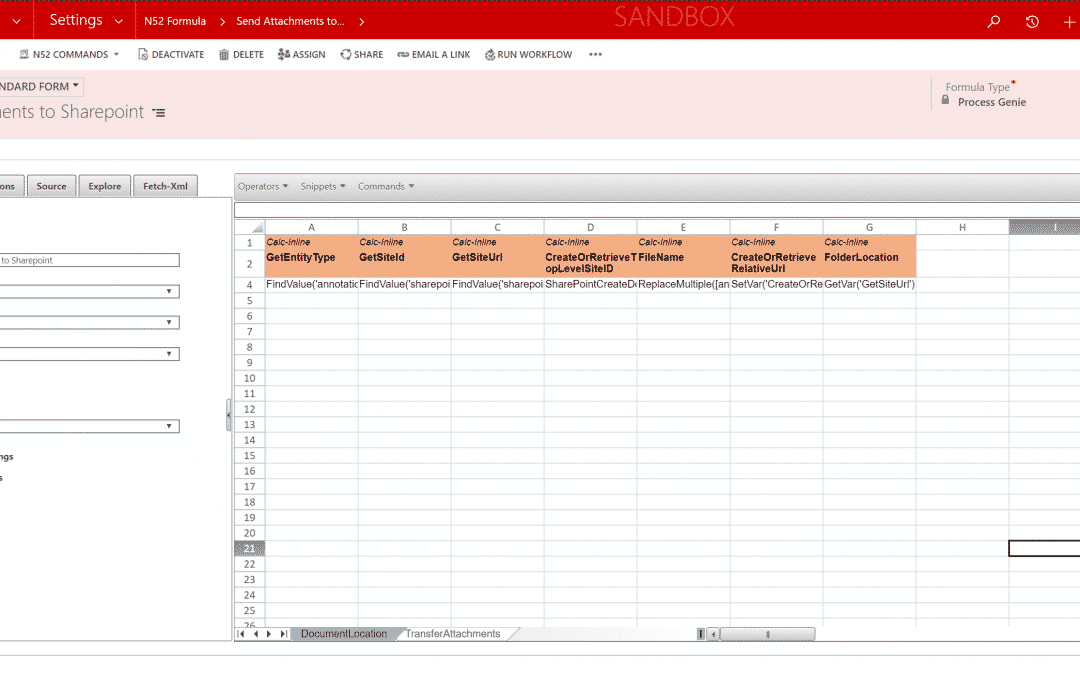 Business Rules Example #216 – Send Note attachments to Sharepoint via Schedule